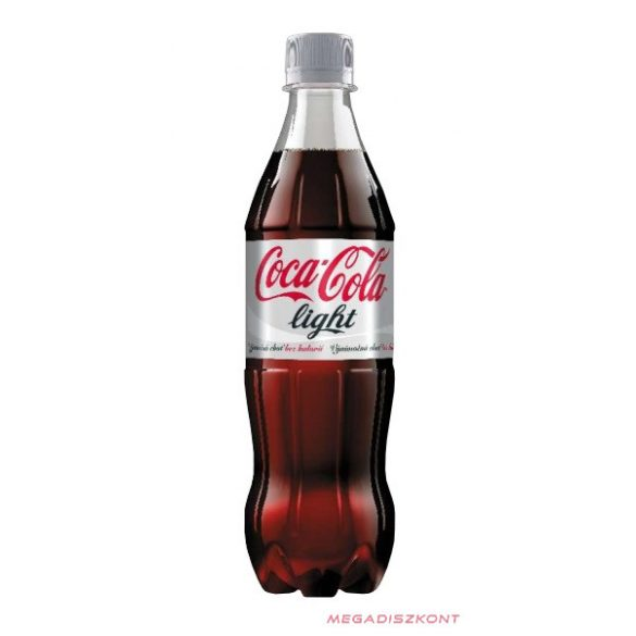 COCA Cola Light 0,5l PET