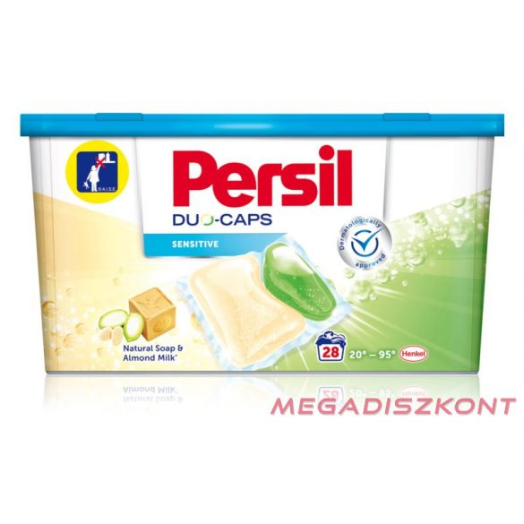 Persil Duo Caps Sensitive mosókapszula 28db