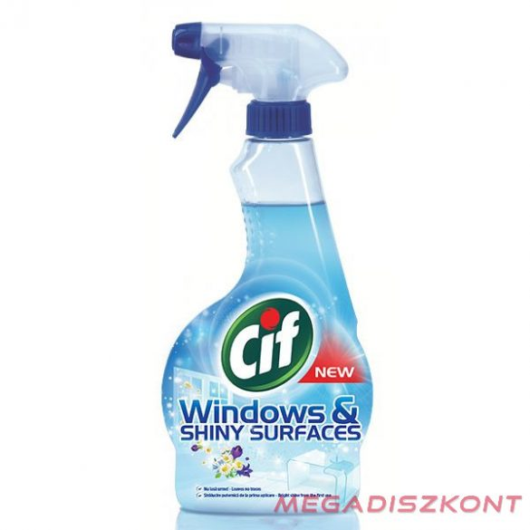 Cif ablaktisztító spray 500 ml Blue