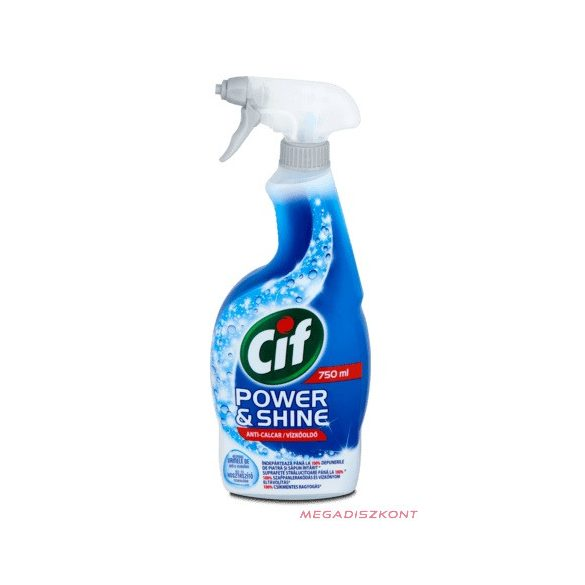 Cif Vízkőoldó spray 750 ml