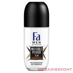 Fa Men Xtreme deo roll-on 50ml Invisible