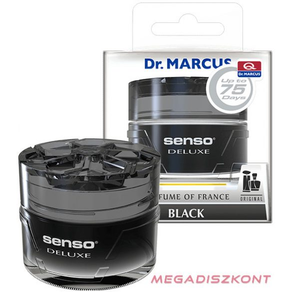 Dr. Marcus Senso Deluxe black